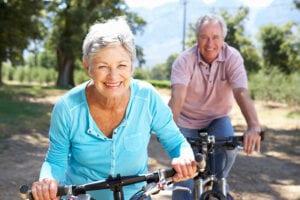 Seniors Bike Ride